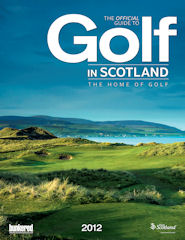 Official Guide to Golf in Scotland issue 2012