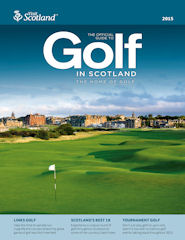 Official Guide to Golf in Scotland issue 2015