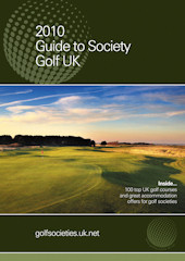 Golf Societies issue 2010