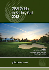 Golf Societies issue 2012