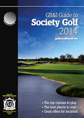 Golf Societies issue 2014