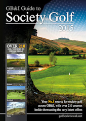 Golf Societies issue 2015