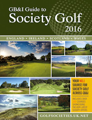 Golf Societies issue 2016